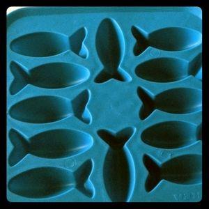 IKEA, Fish shape Silicone Ice tray